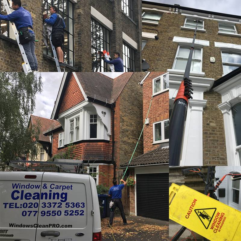 window cleaners cleaning windows