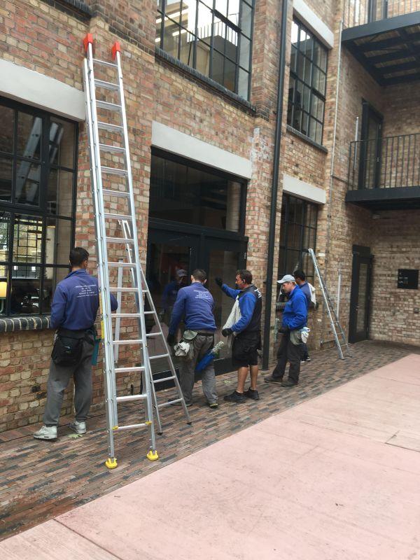 Hanwell window cleaners