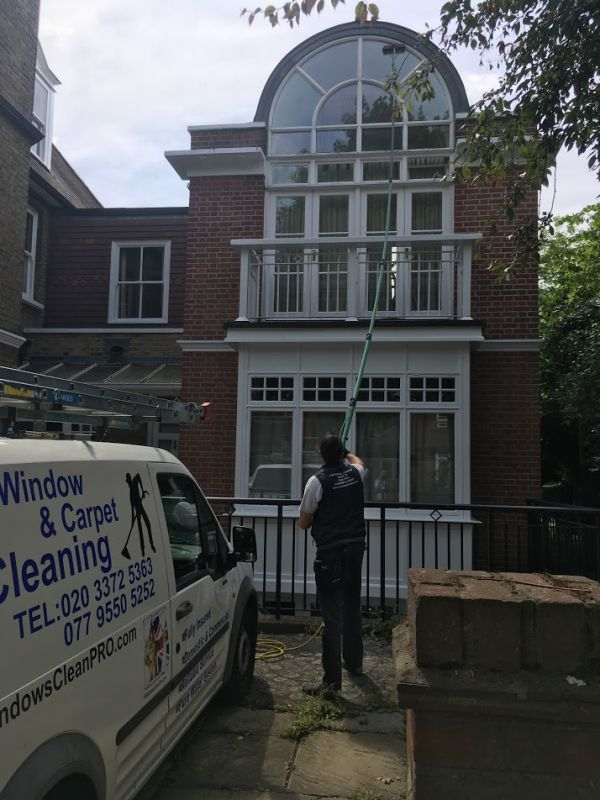 Chiswick window cleaners