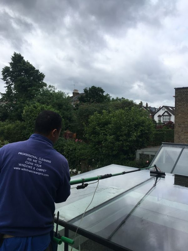 Ealing window cleaners