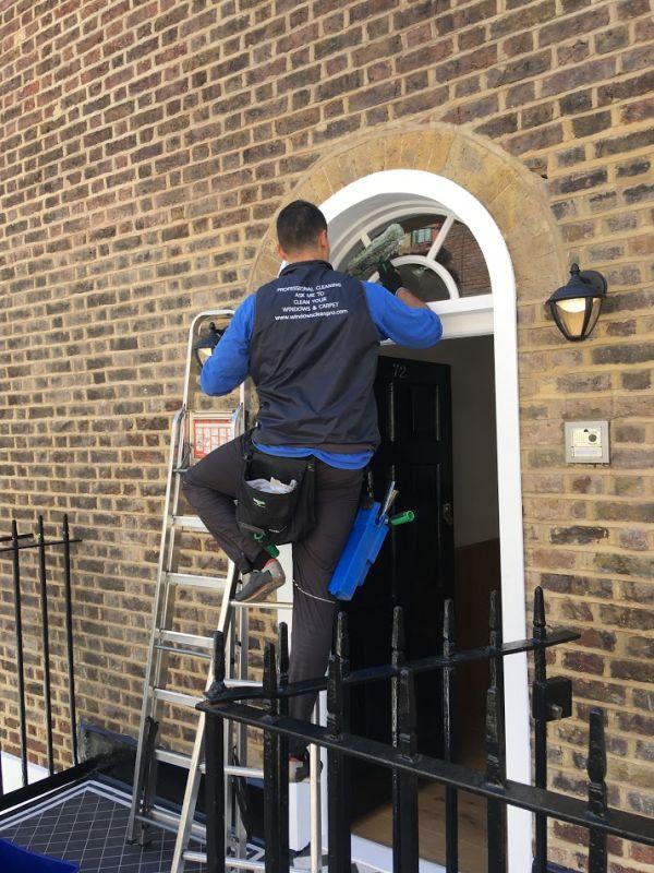 Mortlake window cleaners