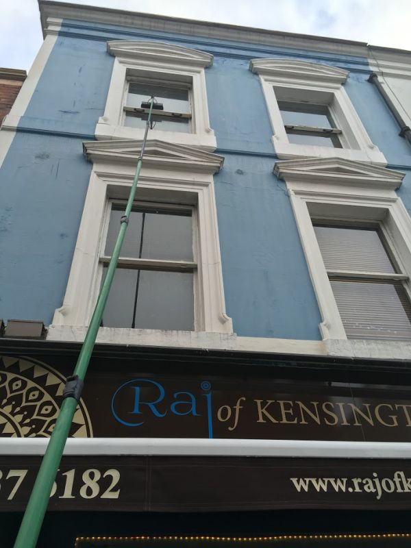 Kensington window cleaners