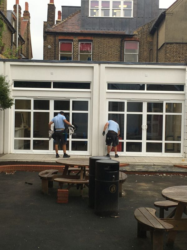 Barnet window cleaners