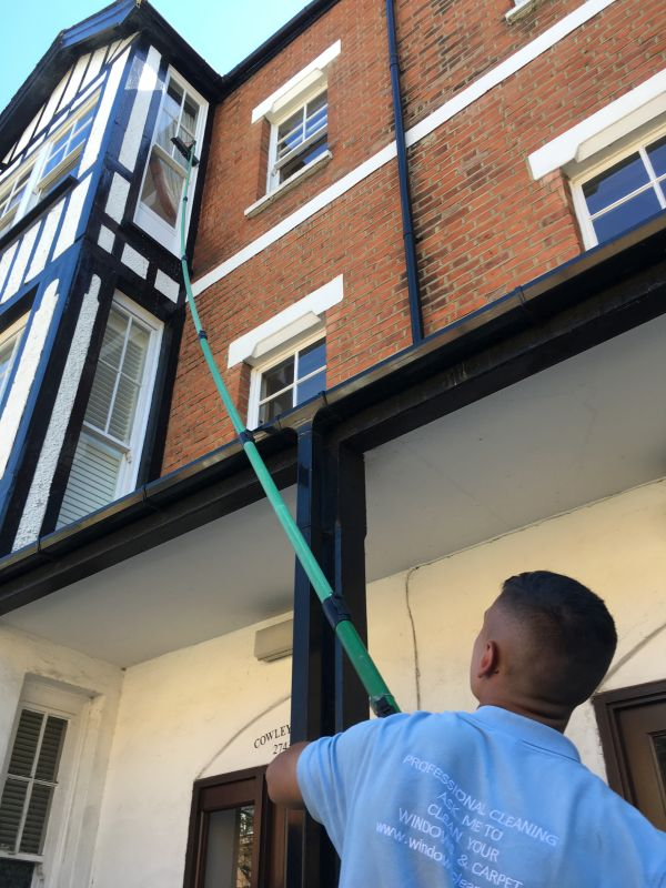 Kilburn window cleaners