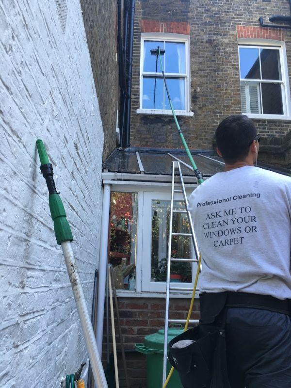 Queen's Park window cleaners